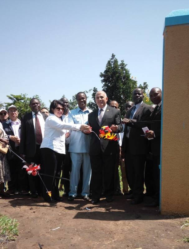 Commissioning of the System
