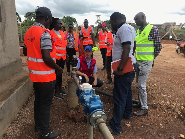Support Programme to the Refugee Settlements and Host Communities in Northern Uganda (SPRS-NU)-Wash Component.