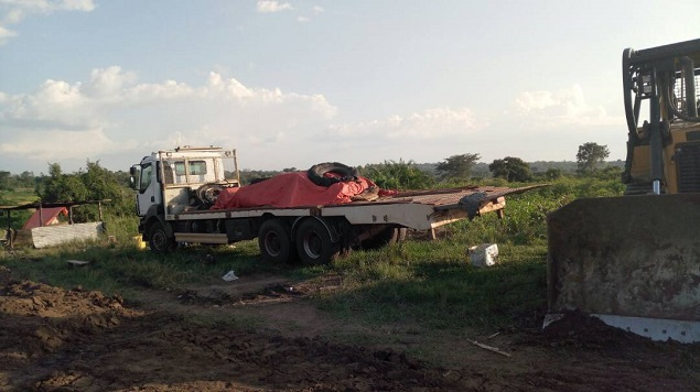MWE Equipment will be used for similar projects in Soroti, Kaberamaido etc